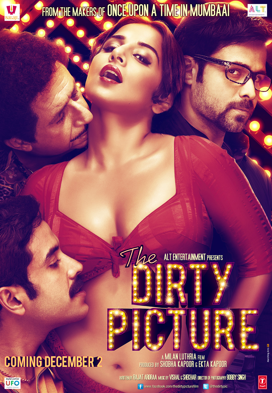 what is dirty about the dirty picture? – vinod narayan