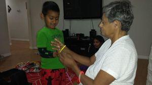 Rahi 7th Birthday