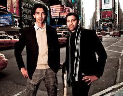 Sandeep and Giju