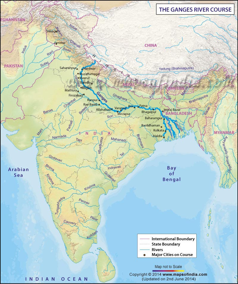 Important rivers in india pdf viewer