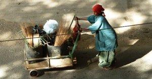 Muncipal workers