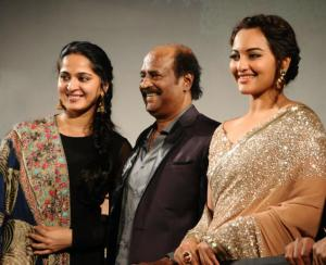 Anushka and Sonakshi