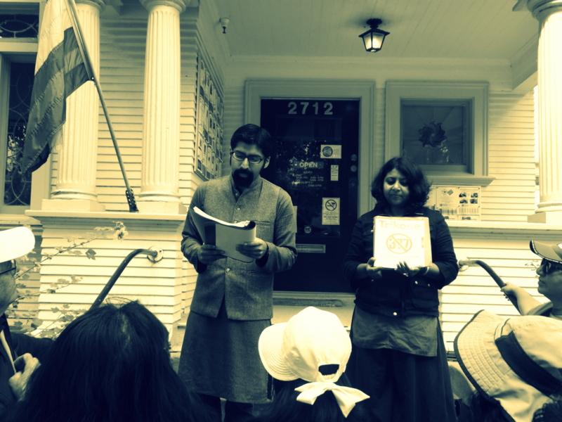 The Berkeley South Asian Radical History Walking Tour