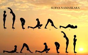 Suryanamaskara