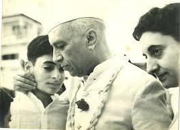 nehru indira