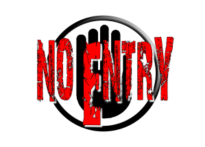 no-entry-489370_1280