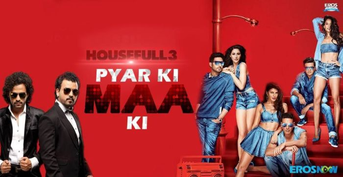Housefull-3-Pyar-Ki-Maa-Ki-song